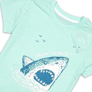 """Тениска с къс ръкав """"Shark"""""""