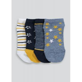 "Чорапки ""Stars"" 4бр."